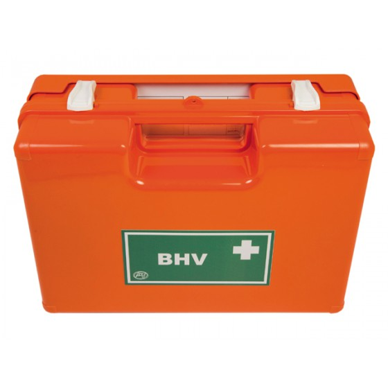 Commercial first aid set