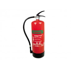 Fire extinguishers with foam