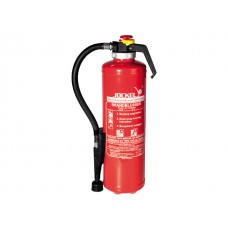 Fat fire extinguisher