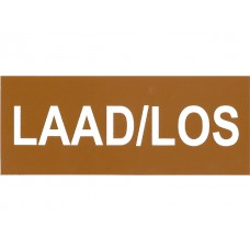 Laad/Los, sticker