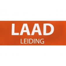 Laad leiding, sticker