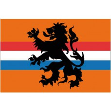 Orange Dutch Flag