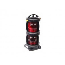 DHR70N 360 degree navigation light, double - red