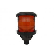 DHR35 360 degree navigation light red, (pipe mounting)