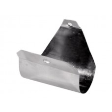 Gas burner handshield