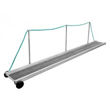 Floating plank with anti-slip grid - ROSR