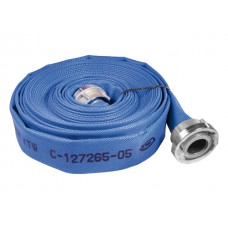 Drinking water hose with coupling