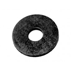 Rubber ring for gas connection hose